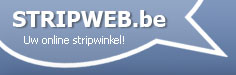 RSS feed voor de Stripweb homepage