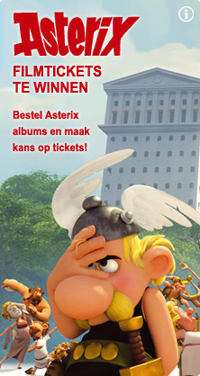 Win Asterix filmtickets!