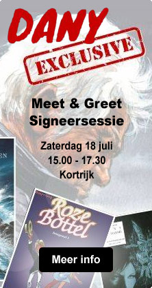 Exclusive! Dany - Meet en Greet Signeersessie