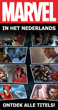 Marvel comics in het Nederlands. Ontdek alle titels!