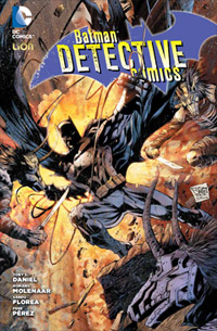 Batman Detective Comic