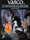 Stripboek De grafdelvers van Be�lzebub (vasco)