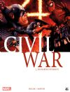 Civil War - Deel 1 (superhelden)