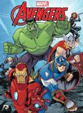 Marvel Action Avengers (science fiction) stripboek