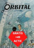 Littekens (actie, avonturen, science fiction) stripboek