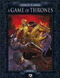 A Game of Thrones - Boek 10 (fantasy, tv-serie) stripboek