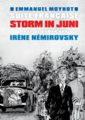 Suite Française - Storm in juni stripboek