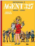 Agent 327 - Integraal - 2000-2001 stripboek
