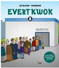 Evert Kwok 8 (humor) stripboek