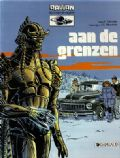 Aan de grenzen (avonturen, science fiction) stripboek