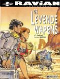 De levende wapens (avonturen, science fiction) stripboek
