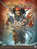 Pirates of the Caribbean - The curse of the Black Pearl stripboek