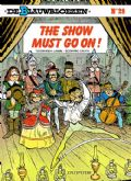 The show must go on! (avonturen, humor, jeugd, western) stripboek