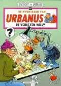 De vergeten Willy stripboek