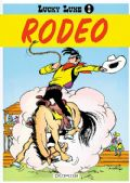 Rodeo (avonturen, cowboys, humor, indianen, western) stripboek