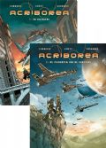 Acriborea Pakket 1 + 2 (actie, avonturen, science fiction) stripboek