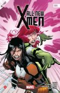 All New X-Men - Deel 9 (comic, marvel) stripboek