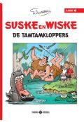 De tamtamkloppers stripboek