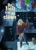 De lach van de clown stripboek