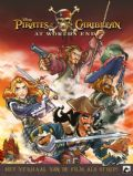 Pirates of the Caribbean - At world's end stripboek