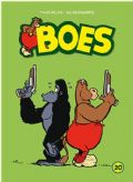 Boes - Deel 20 (humor) stripboek