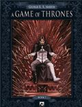 A Game of Thrones - Boek 7 (fantasy, tv-serie) stripboek