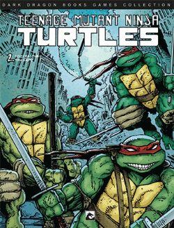 Oude Vijanden Nieuwe Vijanden Stripverhaal Teenage Mutant Ninja