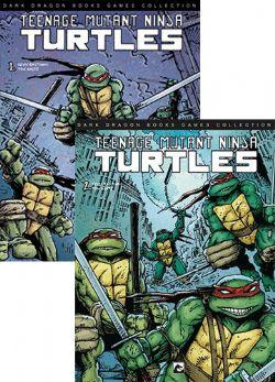 Teenage Mutant Ninja Turtles Pakket 1 2 Stripverhaal Eastman