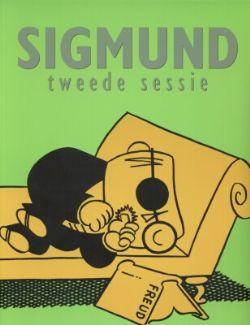Tweede Sessie Stripverhaal Sigmund 2 De Wit Bestellen Humor