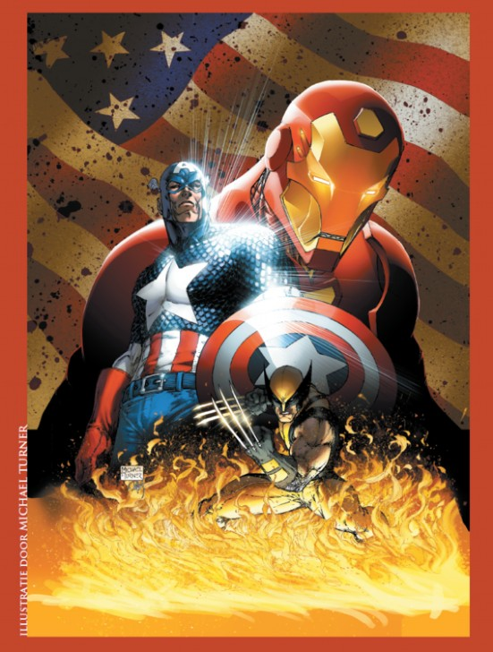 Preview Civil War 1: Civil War - Deel 1 (1)